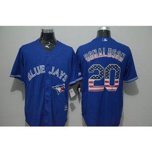 Men's Toronto Blue Jays Donaldson MLB Jersey 20#